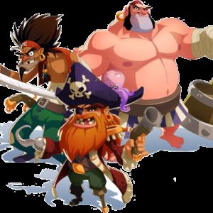 Совершенно новые пираты