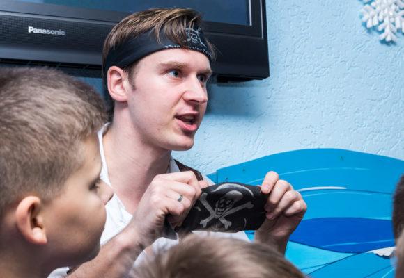 детский квест в Минске